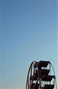 Carousel, Gondola, Kinderkarusell, Fun, Year Market