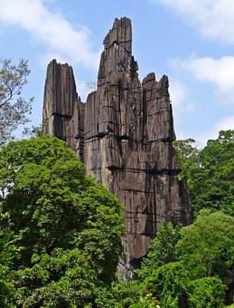 Yana, Rock Formation, Geology, Karst, Cliff, Landscape