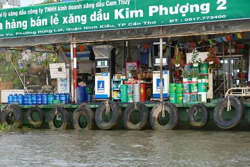 Vietnam, Mekong River, River, Mekong Delta, Transport