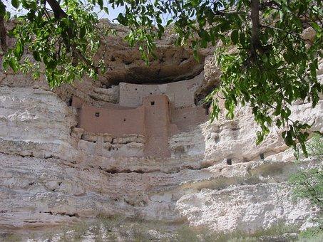 Montezuma's Castle, National Monuments, Arizona