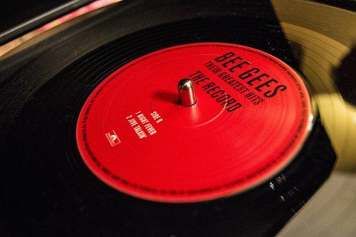 Vinyl, Music, Needle, Sound, The Rhythm, Arm, Turntable