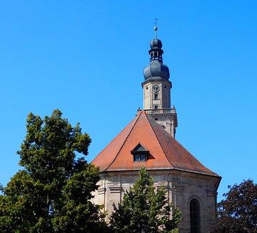 Steeple, Old Town Church, Obtain Old Town Church, Gain