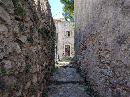 Country, City, Old Town, Houses, Historical Centre
