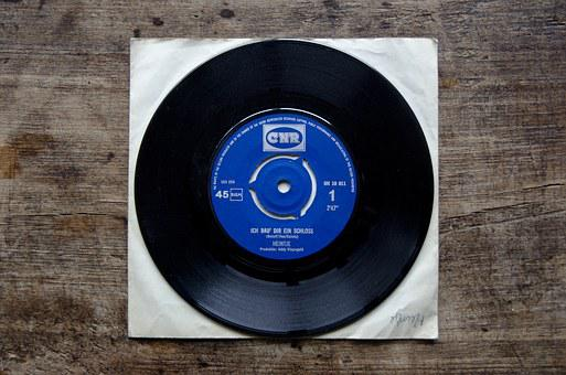 Record, Gramophone Record, Disc, Disk, 45rpm