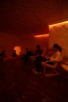 Color Therapy, Salt Cave, Huntington Beach, Common Cold