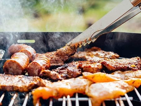 Barbecue, Meat, Grill, Sausage, Food, Bbq, Beef, Summer