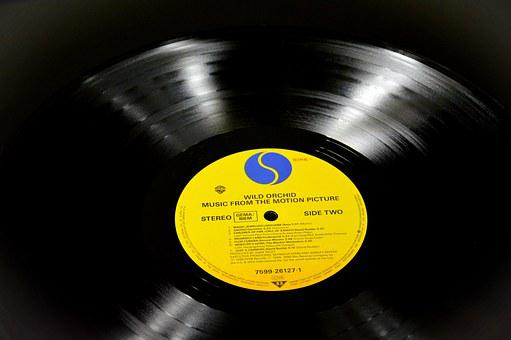 Vinyl, The Rhythm, Old, Turntable, Motherboard, Sound
