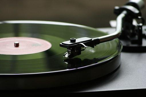 Turntable, Vinyl, Sound, Retro, Stereo, Vintage, Listen