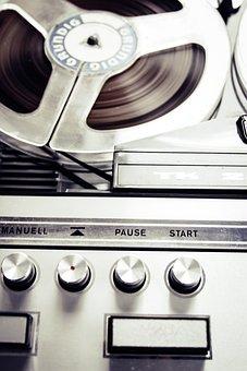 Magentband, Role, Recorder, Recording, Studio, Sound
