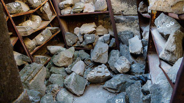 Archeology, Ruin, Stones, Reconstruction, Unesco