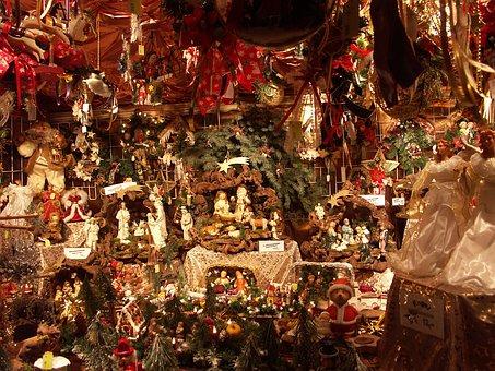 Christmas Market, White Castle, St Andrew's Church