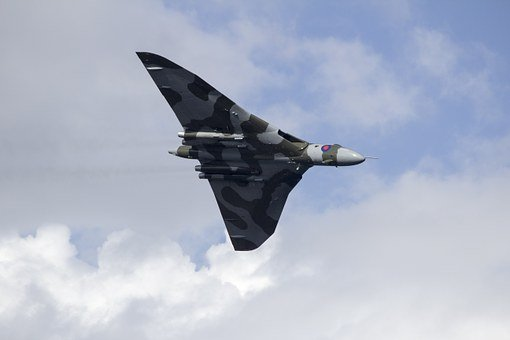 Vulcan, Bomber, Avro, Xh558, Raf, Jet, Plane, Air, Show