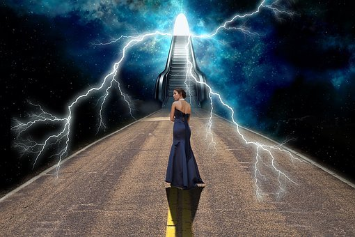 Portal, Regeneration, Afterlife, Birth, Death
