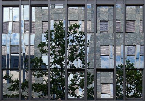 Swpark, Nuremberg, Facade, Arichitek, Building, Home