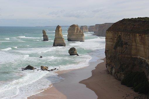 Australia, Sea, 12 Apostles