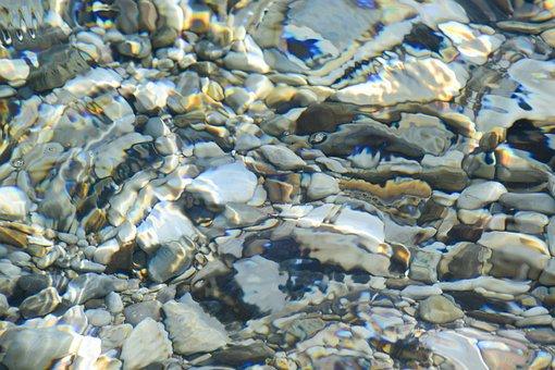 Alcamo, Frankhieristeinbild, Water, Stones, Stone