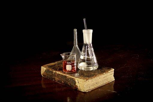 Pharmacy, Pharmacist, Chemical, Alchemy, Portion