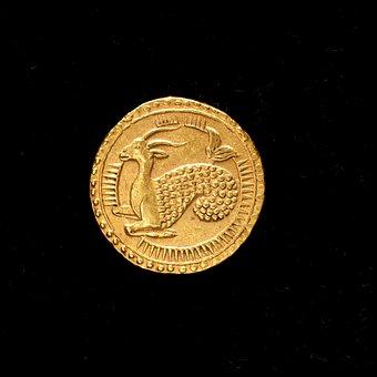 Gold, Coin, Deer, Money, Rich, Sign, Financial, Metal