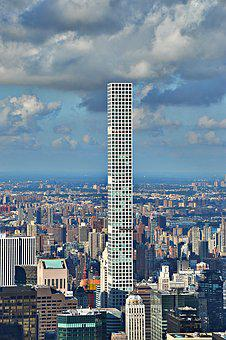 Manhattan, Luxury House, Skyscraper, Unique, New York