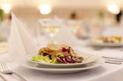Table, Food, Wedding, Plate, Restaurant, Celebration