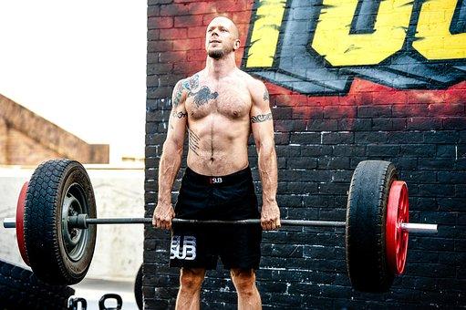 Deadlift, Dead Lift, Weight, Weightlifting, Gym