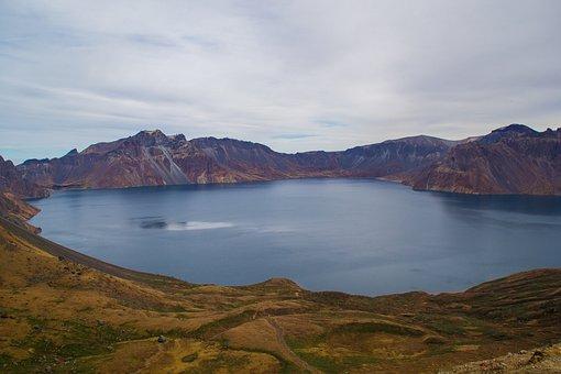 Jilin Province, Changbai Mountain, West Slope