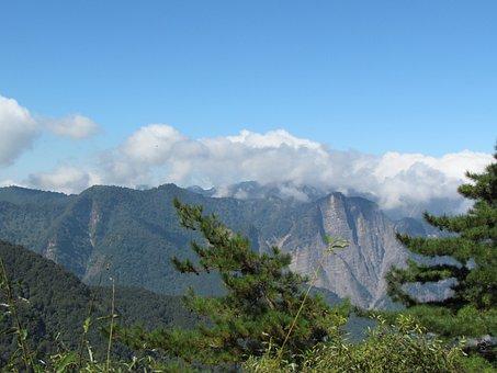 Alishan National Park, Aoyama, Natural