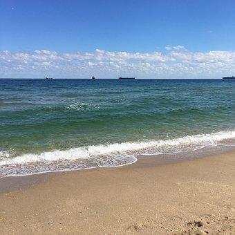 Miami, Beach, Landscape