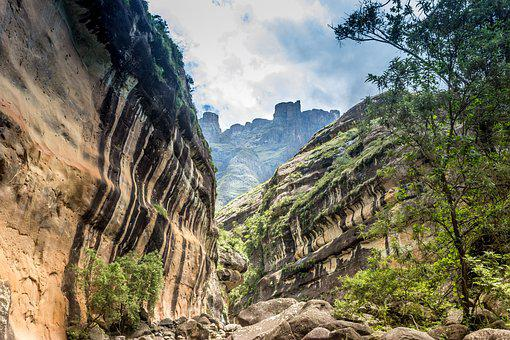 Mahai, Drakensberg, Nature
