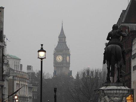 London, Trafalgar Square, City, England, English, Uk