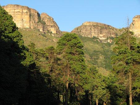 Drakensberg, Royal National Park, Mountains, Holiday