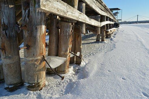 Kaj, Ice, Strömsund, Vattudalen, Upstream Vattudal