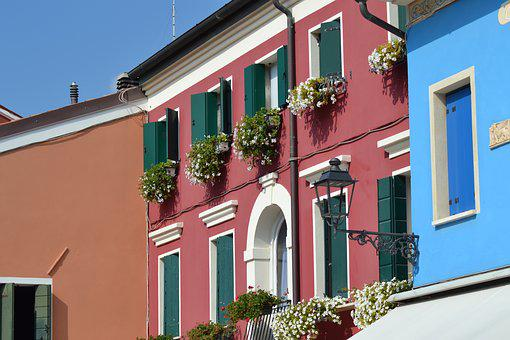 House, Italy, Italian, Building, Village