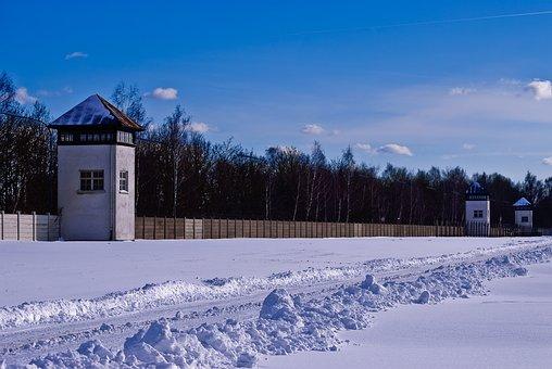 Kz, Dachau, Memorial, Konzentrationslager, Hitler Era