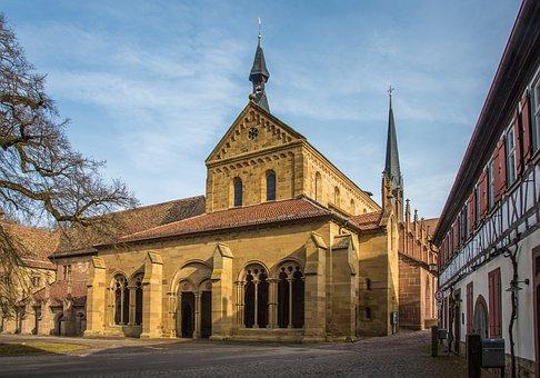Monastery, Leicester Abbey, Monastery Church