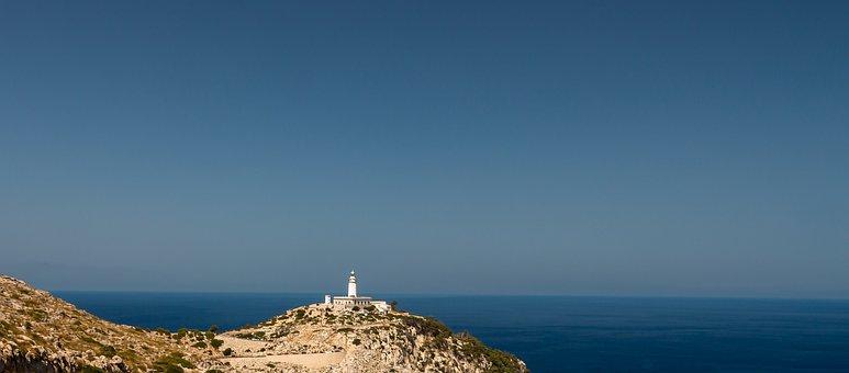 Cap De Formentor, Formentor, Majorca, Reefs