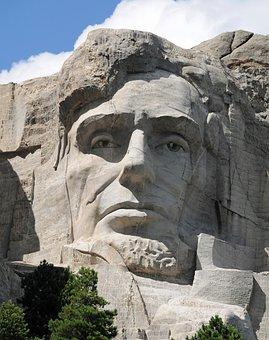 Abe, Abraham Lincoln, President, Mount Rushmore
