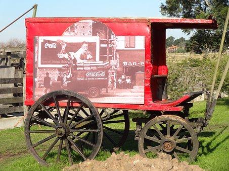 Wagon, Coca-cola, Farm It Pataia, Punta Del Este