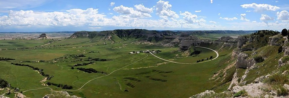 Scotts Bluff, Nebraska, Scottsbluff