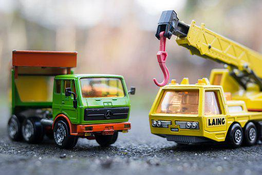 Autos, Truck, Toys, Toy Cars, Truck Mounted Crane