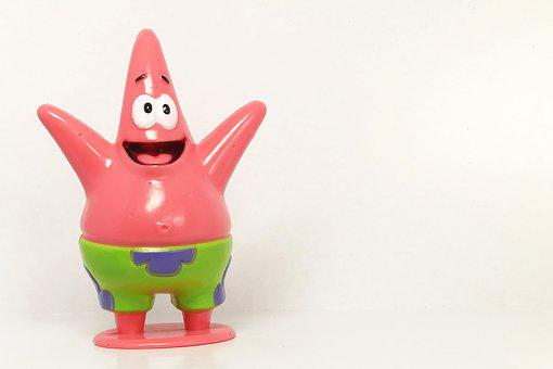Patrick Starfish, Spongebob Squarepants, Bikini Bottom
