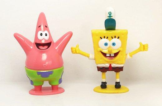 Patrick Starfish, Spongebob Squarepants, Cartoons, Tv
