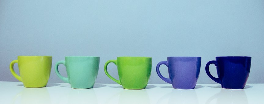 Cup, Government, Colorful, Coffee, Cafe
