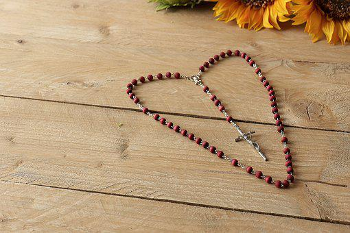 The Rosary, Beads, Cross, Prayer, Decade Of The Rosary