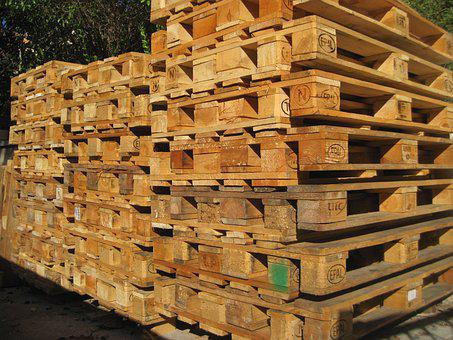 Pallet, Euro Pallet, Epal Pallet, Shipping, Industrial