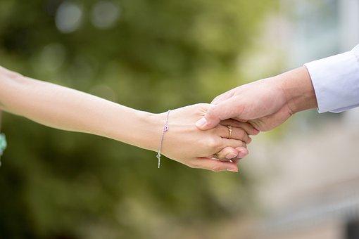 Hand To Hand, Love, Hand In Hand, Heart