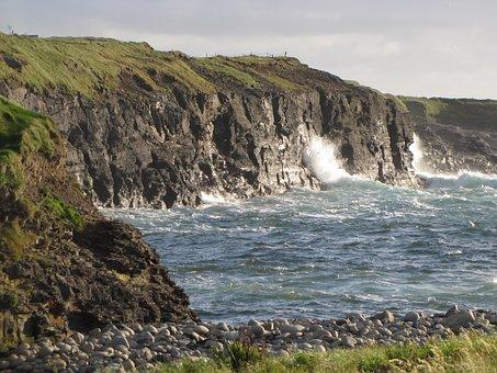 Ireland, Atlantic Ocean, Wild Atlantic Way