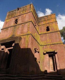 Lalibela, Rock Church, Ethiopia