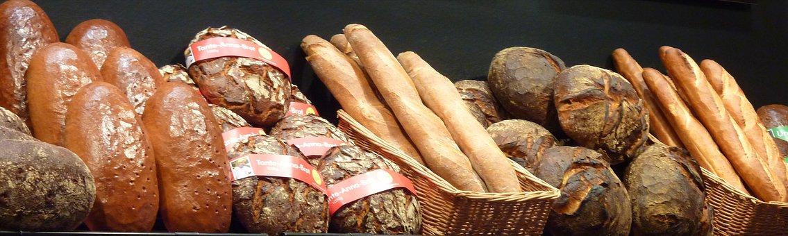 Bread, Pastries, Baked, Frisch, Crispy, Homemade, Loaf