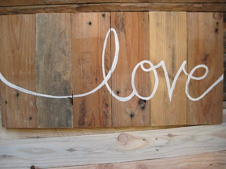 Pallet, Wood Sign, Rustic, Sign, Wood, Decoration